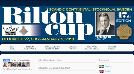 rilton cup