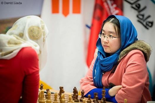 Kvinde VM_verdensmester_Tan_Zhongyi_foto_David_Llada
