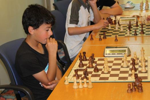 junior skak