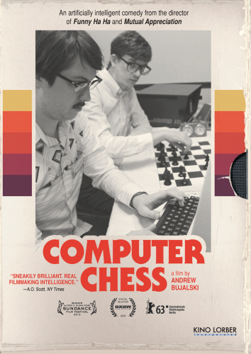 computer chess_poster