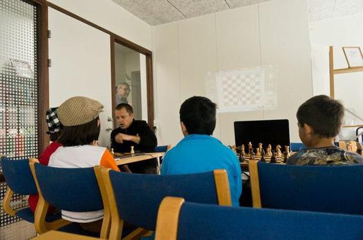 traening chesshouse