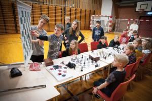 skolernes skakdag